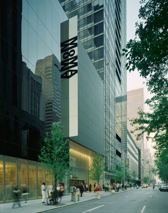 Museum of modern art expansion and renovation heintges for Design consultancy new york