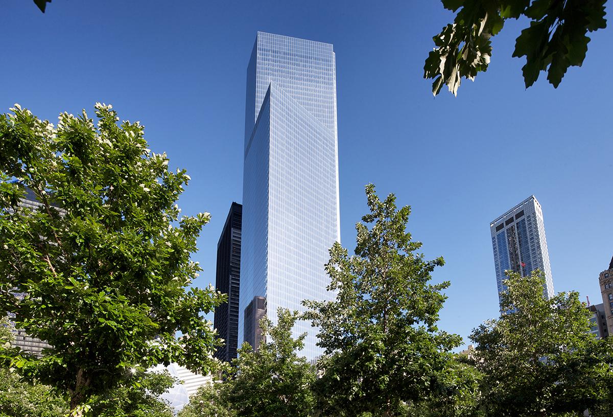 4 World Trade Center Heintges