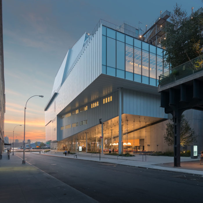 Whitney Museum of American Art Downtown Expansion