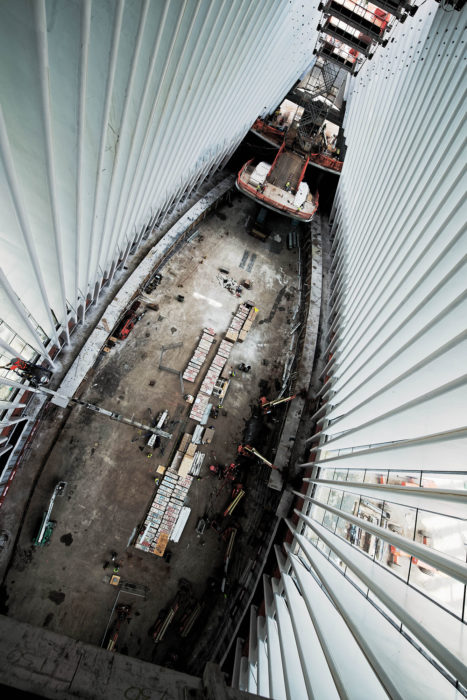 WTC PATH Station