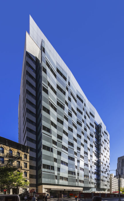 Weill Cornell Medical College, Belfer Research Building